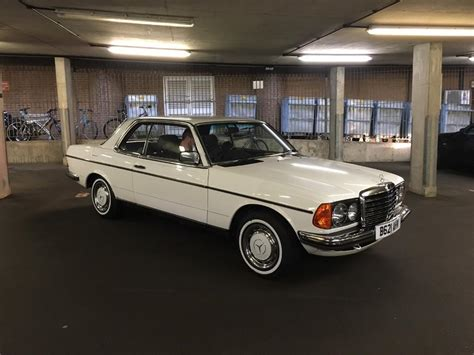 w123 coupe mercedes w123 coupe in forest gate gumtree