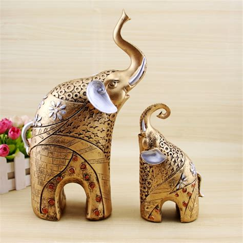 animal ornaments elephant statue animal ornaments living room cabinets