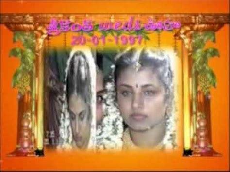 telugu actor srikanth wedding photos srikanth weds heroine uha wedding pelli sandadi