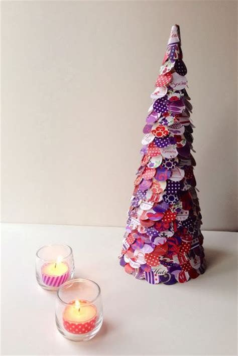 How To Make Paper Cone Trees - trees paper cones and hat society on
