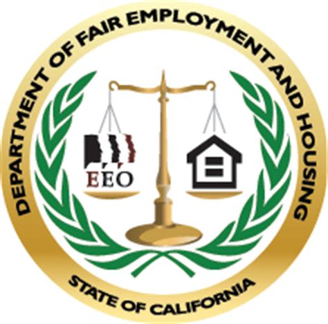 department of fair housing and employment ca gov agencies