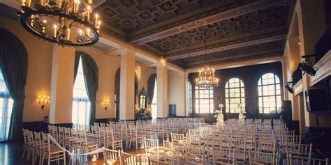 wedding chapels in los angeles california the ebell of los angeles weddings get prices for wedding