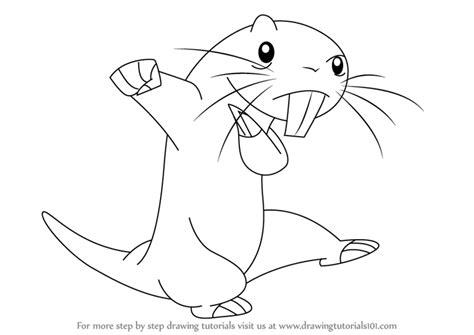 tutorial do rufus learn how to draw rufus from kim possible kim possible