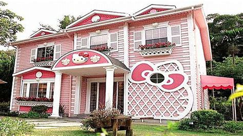 hello kitty mansion house hello kitty design house favorite places spaces