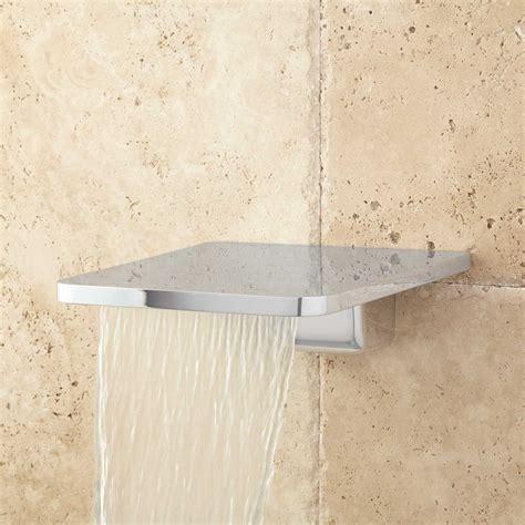 bathtub water spout modern tub spout signaturehardware com