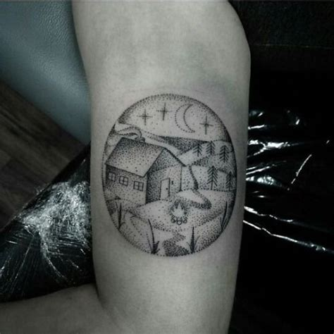 burlington tattoo home away from home by bryndon shepherd at true grit