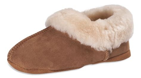 womens soft slippers nordvek premium womens genuine sheepskin slippers soft