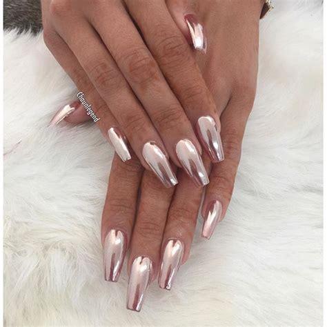 chrome nails new chrome member alert lol rozay gold for iamerica mena