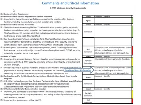 our compliance plan templates and tracking worksheets