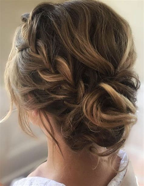 Wedding Hair Updo With Braids by Best 25 Braided Updo Ideas Only On Formal