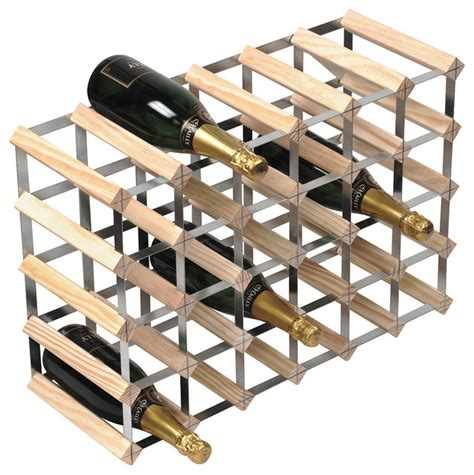 30 Bottle Wine Rack by Rta 30 Bottle Wine Rack Modern Wine Racks By Bhs