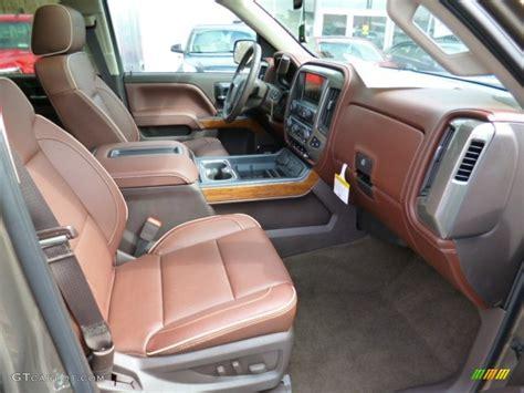 High Country Interior by High Country Saddle Interior 2014 Chevrolet Silverado 1500