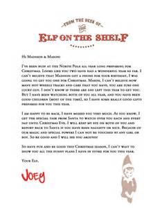 On The Shelf Letter Template on the shelf letterhead