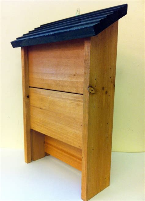 bat nesting roosting box wooden roost nest wildlife
