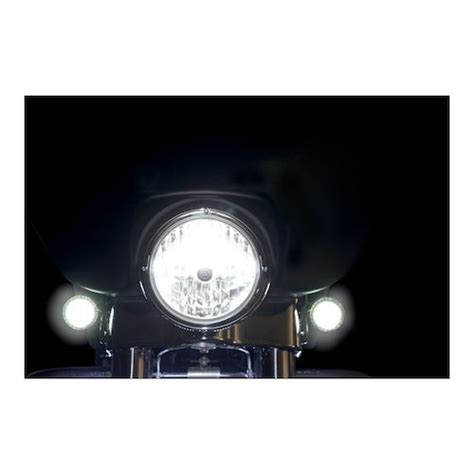 Custom Dynamics LED Turn Signal Inserts For Harley   RevZilla