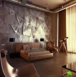 Home Interior Wall Design Ideas Contemporary Headboard Feature Wall Interior Design Ideas