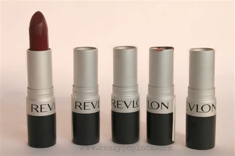 Lipstik Revlon Review revlon matte lipsticks swatches and review crazypoplock crazypoplock