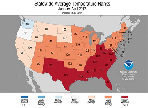 Record Florida 2017 Is Florida S Warmest Year To Date Miami New Times