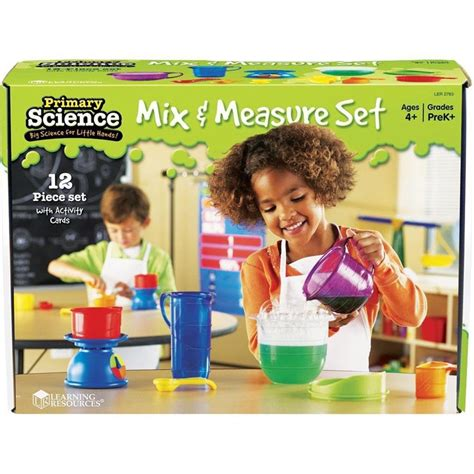Sale Learning Resources Primary Science Mix Measure Set primary science mix measure set educational toys planet