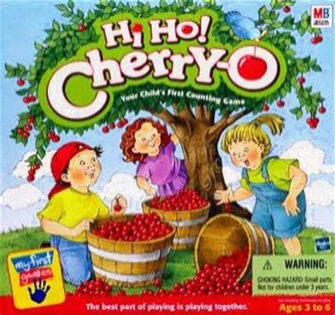 Cherry Gamis hi ho cherry o