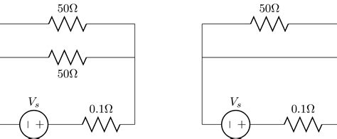 shorted resistor in a parallel circuit electricity why does all the current flow through a circuit if its voltage drop is