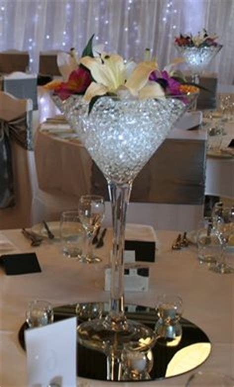 Martini Vase Centrepiece by 1000 Images About Pour Mon On Martinis