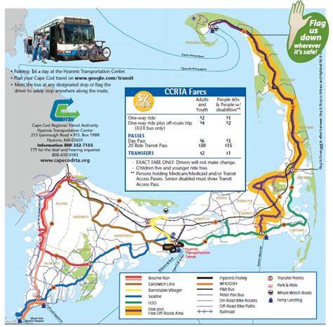 transportation boston to cape cod the cape cod regional transit authority