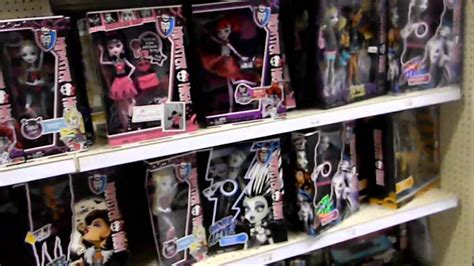 monster high doll house toys r us shoping for monster high dolls at toys r us youtube