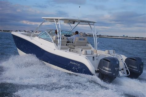 world cat boat models world cat 295 dc powercat with purpose boats