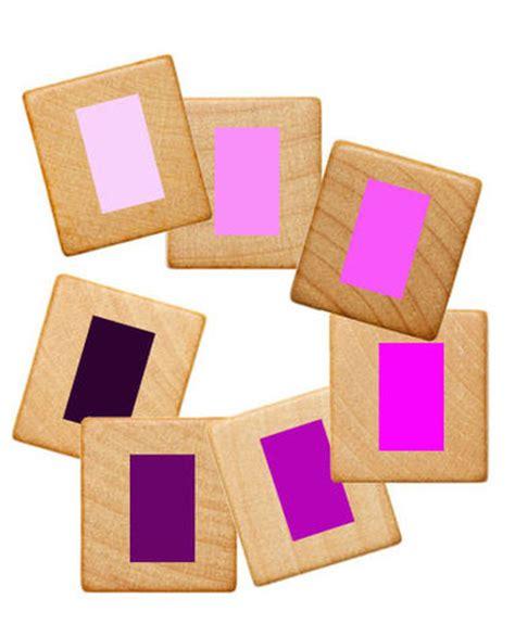tavole colori le tavole dei colori metodo montessori donna moderna