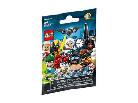 Lego 71020 Batman Cmf Series 2 Complete 20 Minifigures 71020 lego minifigures the lego batman series 2 1 single