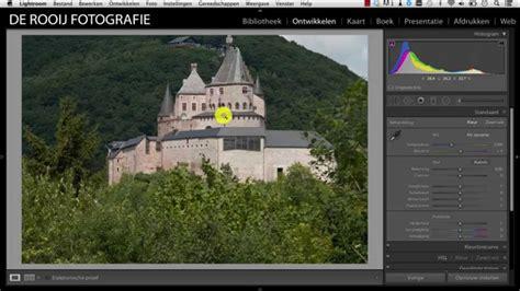 tutorial fotografia adobe lightroom tutorial ingestuurde foto bewerken 5