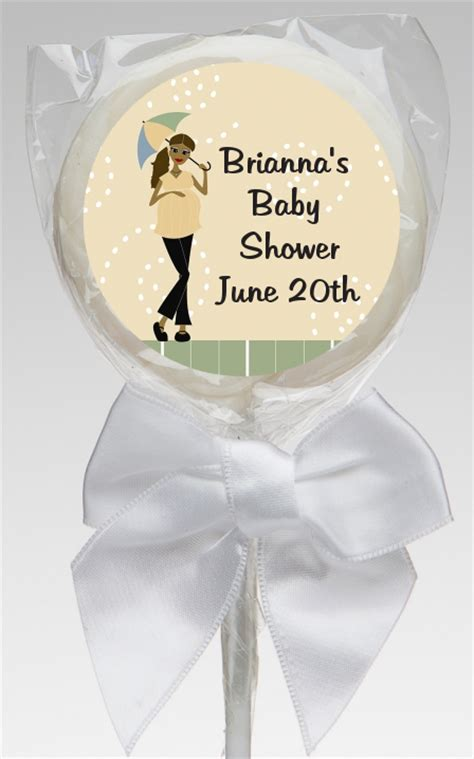 American Baby Shower Favors by Mod American Baby Shower Lollipop Favors Mod American Lollipop Favors