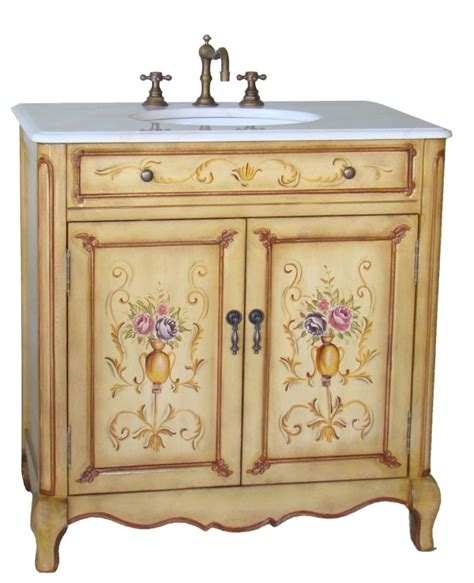 33 Inch Bathroom Vanity Cabinet by 33inch Camay Vanity Painted Vanity Imperial White