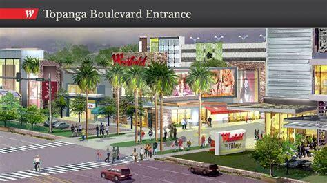 layout of topanga mall forward fins westfield topanga village