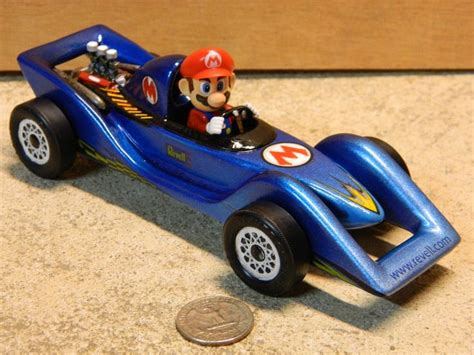 mario kart pinewood derby template pin by david phillips on pine wood derby cars
