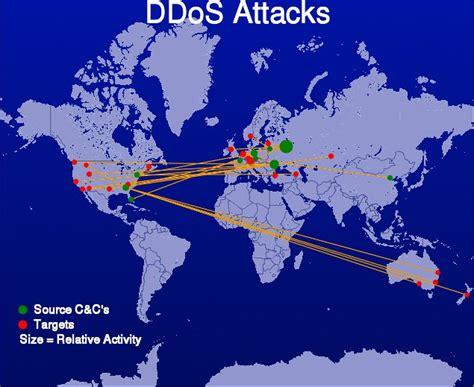 ddos map shadowserver foundation stats ddosmaps