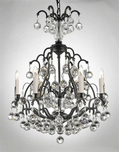 1000 Images About Chandelier Lights On Pinterest Rod Iron Chandeliers With Crystals
