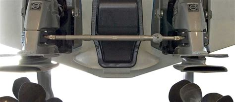stern thruster for boat thruster systems side power