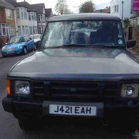 land rover discovery 1992 land rover discovery 200 1992 diesel 2 5 car for sale