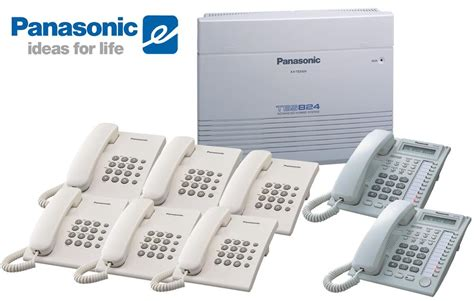Pabx Panasonic Tes 824 24 Ext 1 wan electrical services pabx panasonic kx tes824