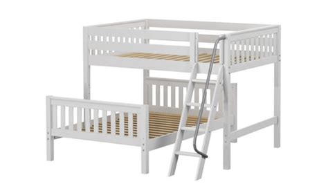 Perpendicular Bunk Beds Perpendicular Bunk Beds No Clunk In This Bunk Bed California Home Design Premium Bunk Beds
