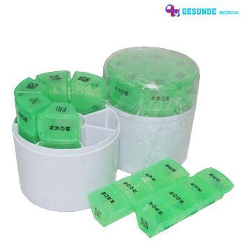 Kotak Tempat Wadah Obat Jam Alarm Pengingat Waktu Medicine Alarm Box harga box obat toko medis jual alat kesehatan