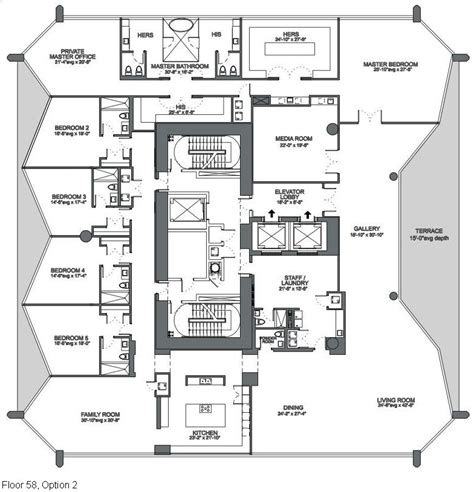 museum floor plan one thousand museum miami condo one sotheby s