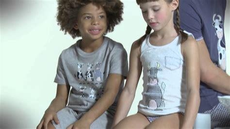 preteen models youtube undercolors of benetton spring summer 2013 underwear