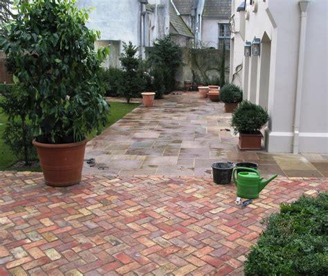 Garden Bricks Brick Garden Wall