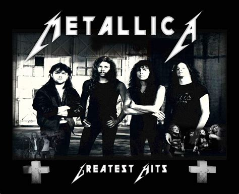 the best of metallica metallica greatest hits the puyallup post