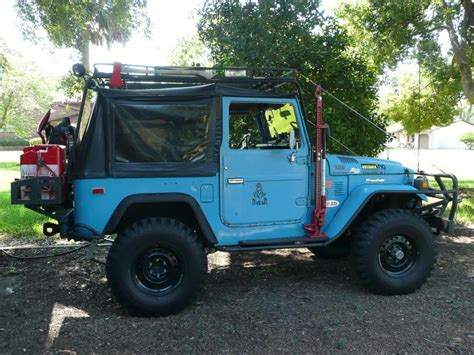 Fj40 Roof Rack by For Sale Fj40 Soft Top Roof Rack Support Florida