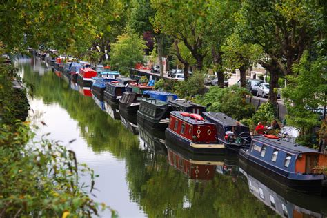 14 great places along the regent s canal