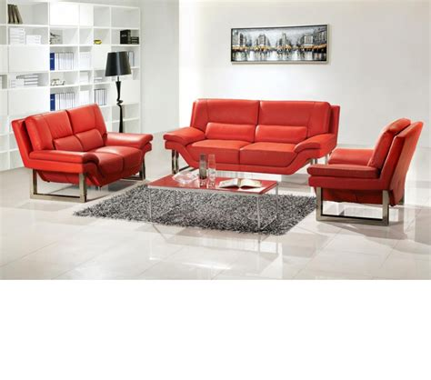 modern furniture new york dreamfurniture new york modern 3 pc sofa set